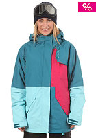 BILLABONG Womens Optical Jacket 2013 deep ocean