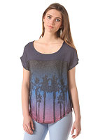 BILLABONG Womens Palm Dream Top off black