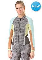 BILLABONG Womens Peeky 101 L/S Neoprene Jacket blk/white