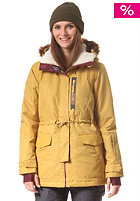 BILLABONG Womens Safari Jacket mustard