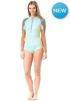 BILLABONG Womens Salty Daze Shortie L/S Spring Wetsuit blk/white