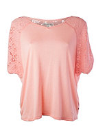 BILLABONG Womens Show Me Off plush blush