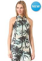 BILLABONG Womens Sneeky 101 Neoprene Vest palm