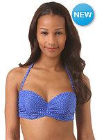 BILLABONG Womens Sol Searcher Bustier Bikini Top carribean