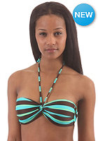 BILLABONG Womens Summer Twist Bandeau Bikini Top coco