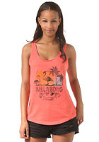 BILLABONG Womens Sunshine State hot coral