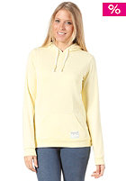 BILLABONG Womens Surf Sun Hooded Sweat bright yellow