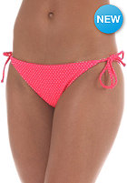 BILLABONG Womens Surfside Slim Bikini Pant red hot dots