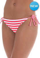 BILLABONG Womens Surfside Slim Bikini Pant red hot stripes