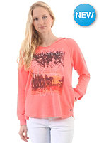 BILLABONG Womens Surfy Sweat coral kiss