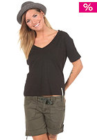 BILLABONG Womens Swoop S/S T-Shirt black