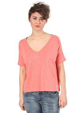 BILLABONG Womens Swoop S/S T-Shirt peach melba