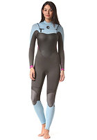 BILLABONG Womens Synergy 4x3 CZ Steam Wetsuit ice