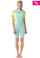 BILLABONG Womens Synergy BZ S/S Springsuit lemon twist
