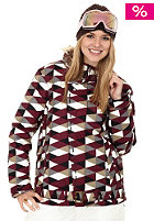 BILLABONG Womens Talky Jacket emilion