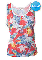 BILLABONG Womens Tropic Side warm red