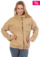 BILLABONG Womens Trounce Jacket sand