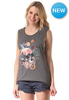 BILLABONG Womens Undefeated Top off black