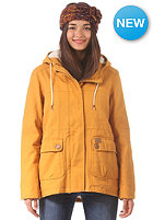 BILLABONG Womens Victoria Jacket mustard
