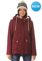 BILLABONG Womens Victoria Jacket shiraz