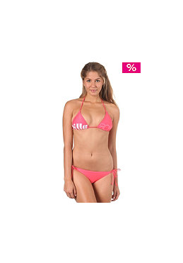 BILLABONG Womens Vivy Basic Tie Bikini 2012 peach melba
