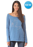 BILLABONG Womens Wild And Fun Longsleeve blue bird
