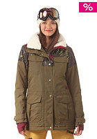 BILLABONG Womens Z74 Jacket military