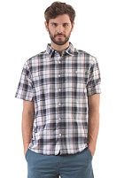 BILLABONG Woodbridge Check S/S Shirt white