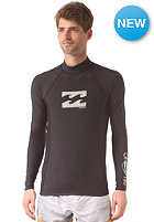 BILLABONG Wrap Rash Longsleeve Lycra black