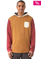BILLABONG Zenith Hooded Sweat light tobacco