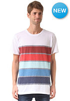 BILLABONG Zig Zag Crew S/S T-Shirt white