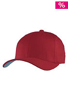 BLANK Flexfit Cap dark red