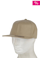 BLANK Flexfit Fitted Cap khaki