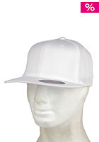 BLANK Flexfit Fitted Cap white
