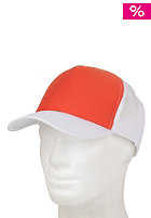 BLANK Two Colored Cap orange- white