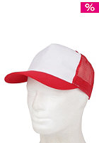 BLANK Two Colored Cap red- white