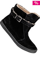 BLOWFISH Radha FURR Boot black fawn PU
