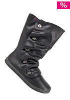 BLOWFISH Ramish FURR Boot black austin PU
