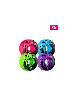 BONES Wheels 100's OG 11 100A 51mm multicolor