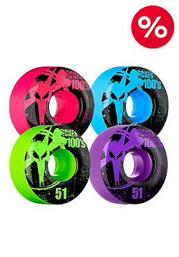 BONES Wheels 100's OG 11 100A 53mm multicolor