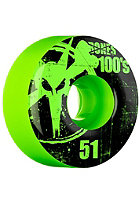 BONES Wheels 100s OG 11 green 51mm