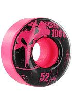 BONES Wheels 100s OG 11 pink 52mm