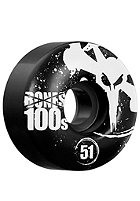 BONES Wheels 100s OG 12 black 51mm