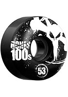 BONES Wheels 100s OG 12 black 53mm