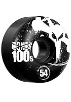 BONES Wheels 100s OG 12 black 54mm