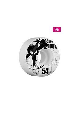 BONES Wheels A100s OG white-slim 52mm