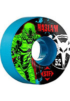 BONES Wheels STF Haslam Blue Lagoon V3 52mm