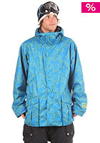 BONFIRE Aero Jacket ocean 