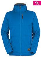 BONFIRE Banked Fleece jkt cobalt