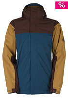 BONFIRE Emerson Snow Jacket midnight-bf/bison